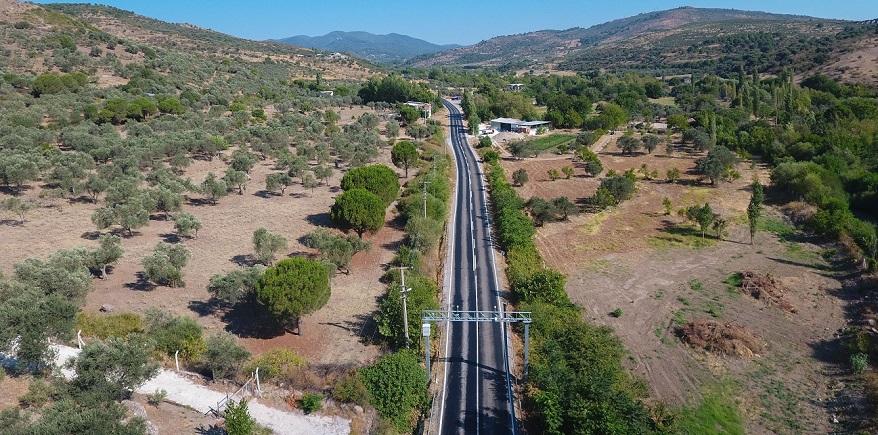 Kozak Çevre Yolu İnşaatı İçin Düğmeye Basıldı