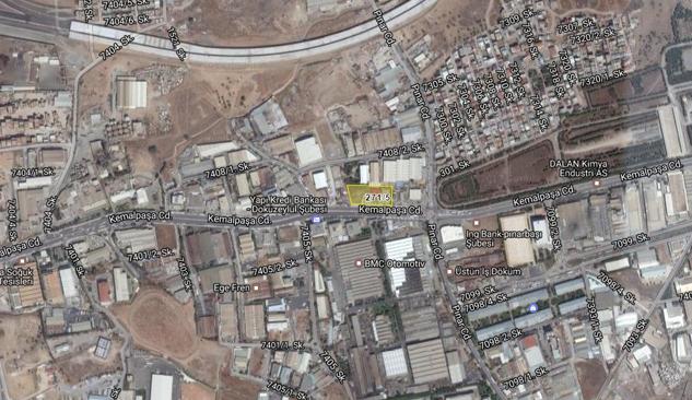 Bornova Belediyesi'nden 15,5 Milyona Satılık Benzin İstasyonu