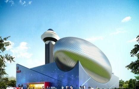 Bursa'ya Uzay ve Havacılık Merkezi Kurulacak!