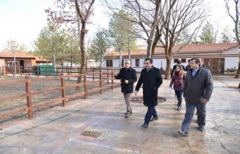 Kırşehir Neşet Ertaş Kültür Merkezi Açılışa Hazırlanıyor!