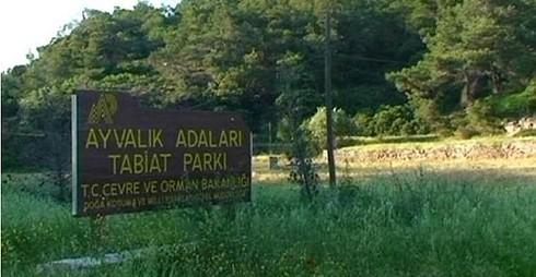 Ayvalık Tabiat Parkı'nın İmara Açılacağı İddiaları Mecliste!