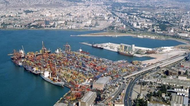 İzmir Limanı Da Varlık Fonu'na Devredildi