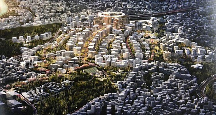Okmeydanı Kentsel Dönüşüm 2020 Sonunda Başlayacak