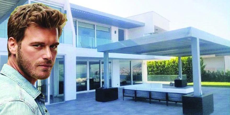 Kıvanç Tatlıtuğ Bodrum'da 12 Milyon TL'ye Villa Satın Aldı