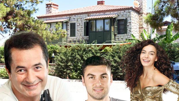 Ünlüler Çeşme'de Milyonluk Villalar Satın Alıyor!