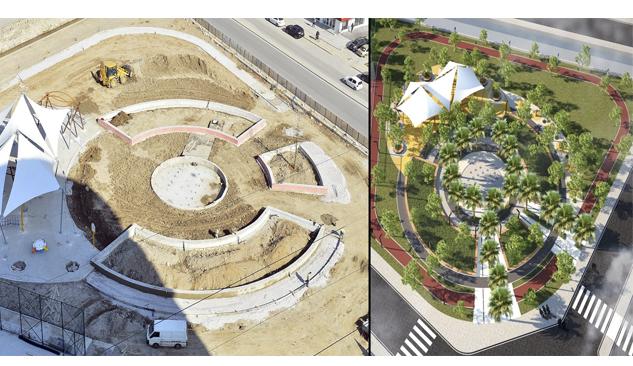 Bornova RafetPaşa Mahallesine 5 Dönümlük Park