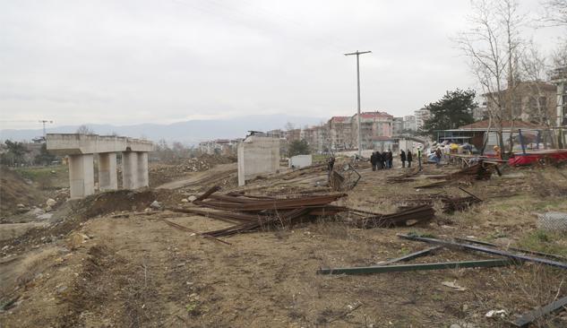 Bursa Kaplıkaya Köprüsü Açılış İçin Gün Sayıyor