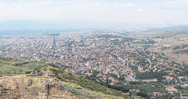 Bergama'da 4 Mahallenin İmar Planları Yapılacak