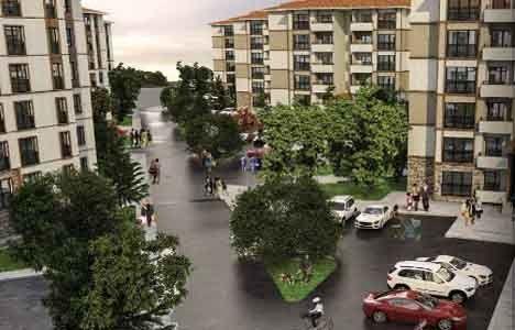 TOKİ Kırşehir Kayabaşı Projesinde 1026 Konut Yapacak!