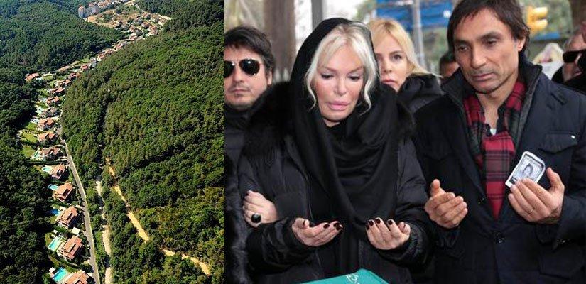 Ajda Pekkan Bahçeköy'deki Villasına 8.5 Milyon Dolar İstiyor