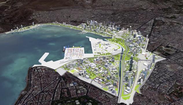 Mimarlar Odası, Yeni Kent Merkezi 5000'lik Plan Notlarına İtiraz Etti