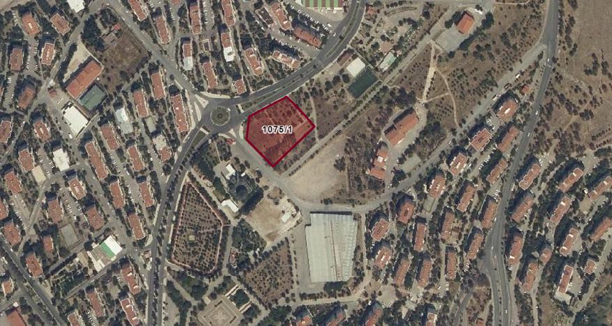 Özelleştirme İdaresi Çiğli'de Konut İmarlı Arsayı Satışa Çıkardı