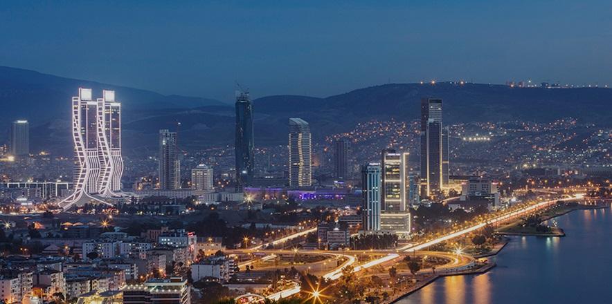 İzmir'de Konut Satışları 85 Arttı! İşte İlçe İlçe Konut Satış Rakamları