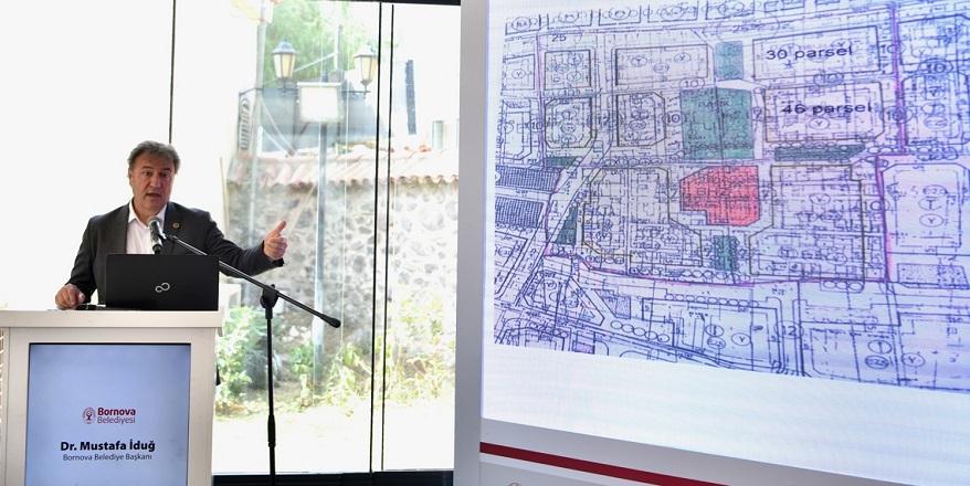 Çamdibi-Yeşilova Kentsel Yenileme Projesi İçin İlk Adım Atıldı