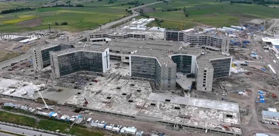 10 Şehir Hastanesinin İhale Süreci Başladı!