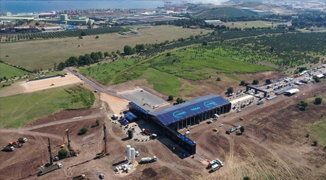 TOGG Fabrika İnşaatında Son Durum
