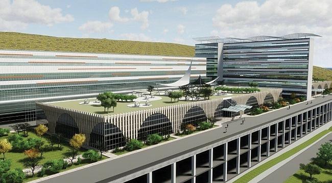 Samsun Şehir Hastanesi 1,5 Milyar TL'ye Mal Olacak