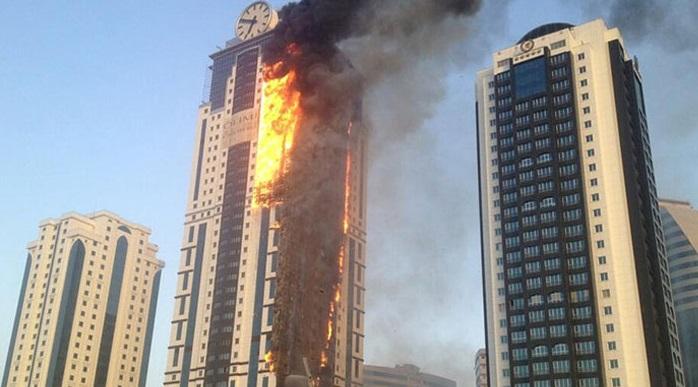 Yangına karşı güvenli yapı bilinciyle hareket etmeliyiz