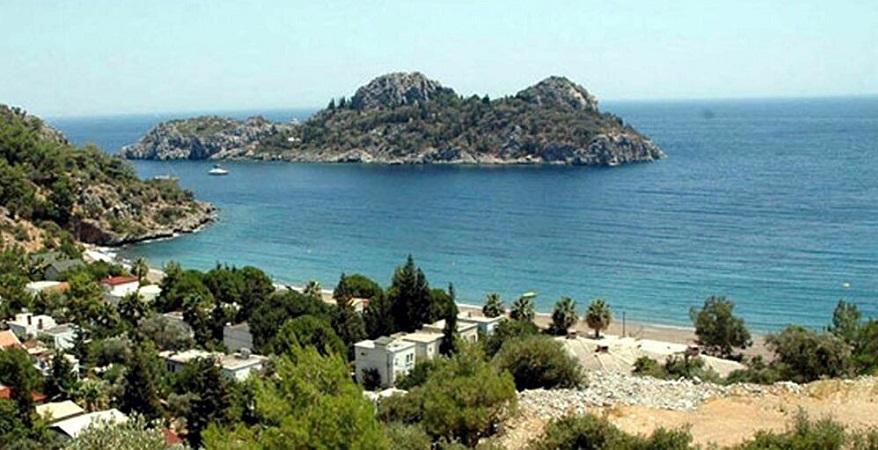 Ali Ağaoğlu Marmaris'teki Adasını 115 Milyona Satışa Çıkardı