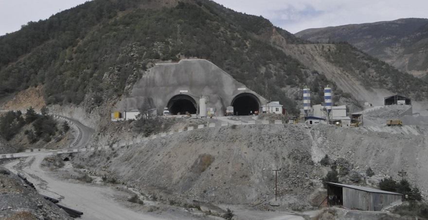 Zigana Tüneli İnşaatı Son Durum 2020