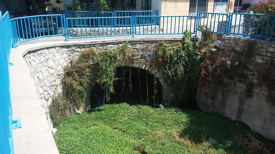 Urla'daki Tarihi Taş Köprüler Restore Edilecek