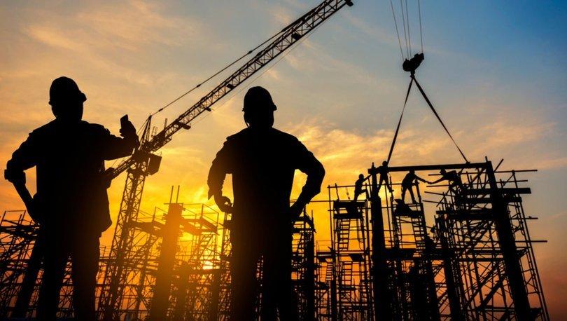 İnşaat Sektörü Güven Endeksi Eylülde Düştü