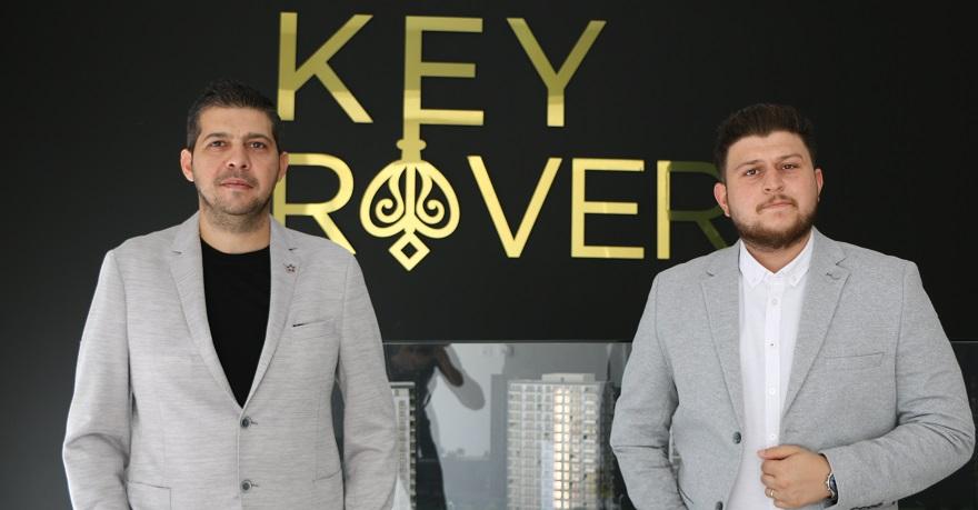 10 Yıllık Proje Satış Tecrübelerini 'Key Rover' Markasıyla İleri Taşıyacaklar!