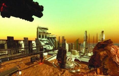 Birleşik Arap Emirlikleri Mars'ta Şehir Kuracak!