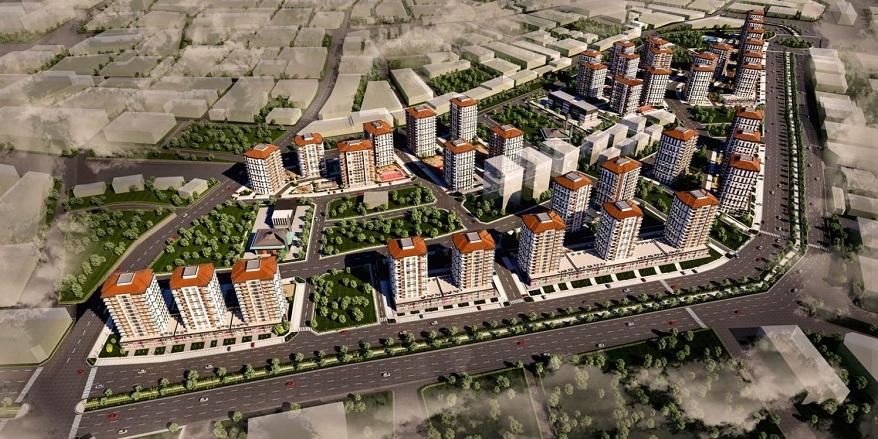 Kayseri Kazım Karabekir Kentsel Dönüşüm Projesi'nde Kuralar Çekildi!