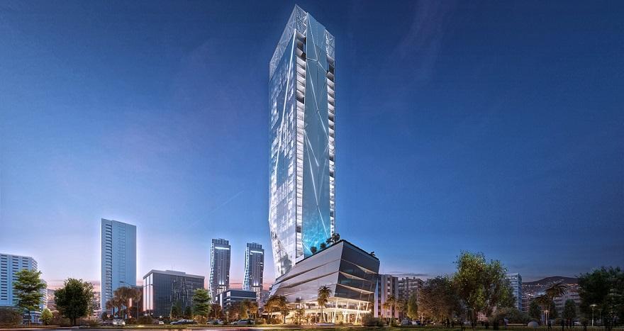 Biva Tower 2021'in  İlk Çeyreğinde Teslim Edilecek