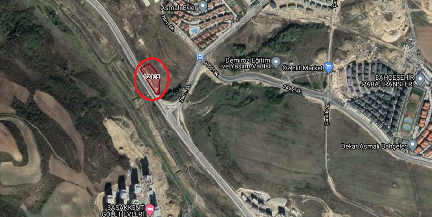 İstanbul Büyükşehir Belediyesi'nden 27.5 Milyon TL'ye Satılık Benzin İstasyonu Arsası