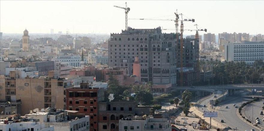 Libya'da Yarım Kalan İnşaat Projeleri Devam Edecek