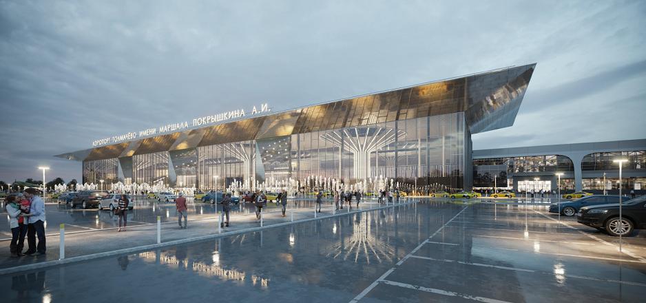 Ant Yapı Rusya'da Yeni Havalimanı İnşaatına Başladı