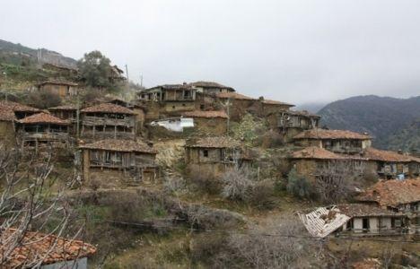 Ödemiş Lübbey Köyü'nde 48 Ev Tescillendi!