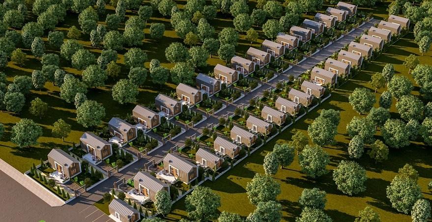 Villa'de PIAR Projesi Satışa Çıktı! Fiyatlar 390 Bin TL'den Başlıyor