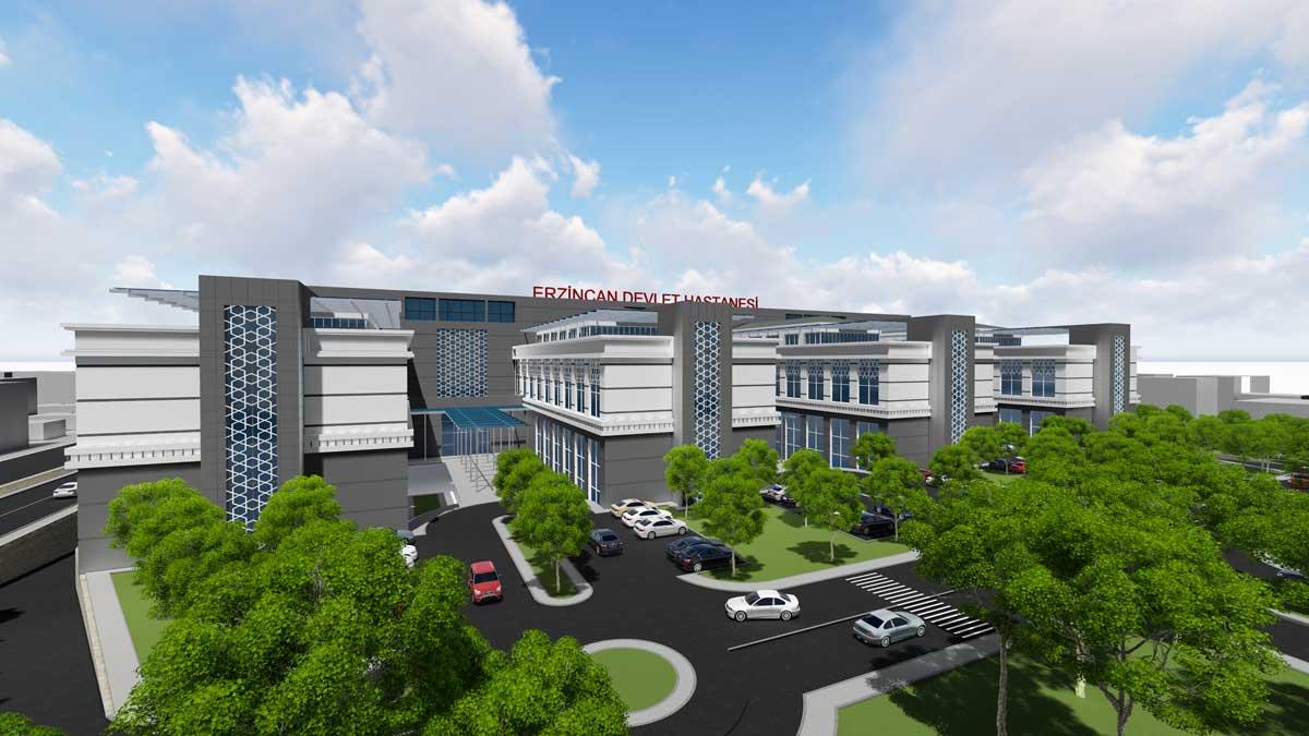 Erzincan Yeni Devlet Hastanesi Ne Zaman Açılacak?
