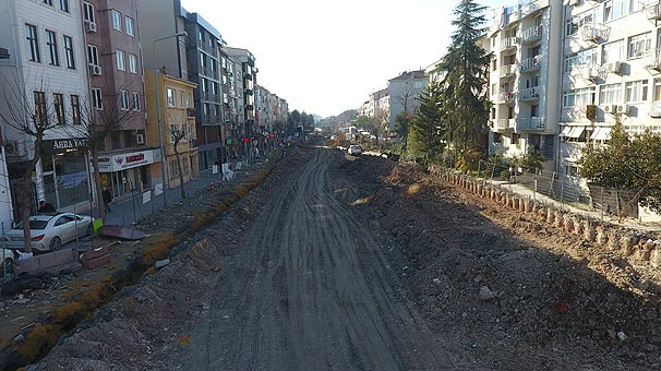 İstanbul-Ankara Hızlı Tren Çalışmaları Başladı