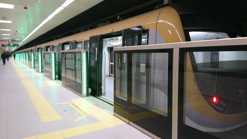 Mecidiyeköy Mahmutbey Metro Hattı Açıldı