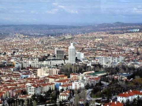 Ankara'da 35 Binanın Yıkımıyla Kentsel Dönüşüm Başlıyor