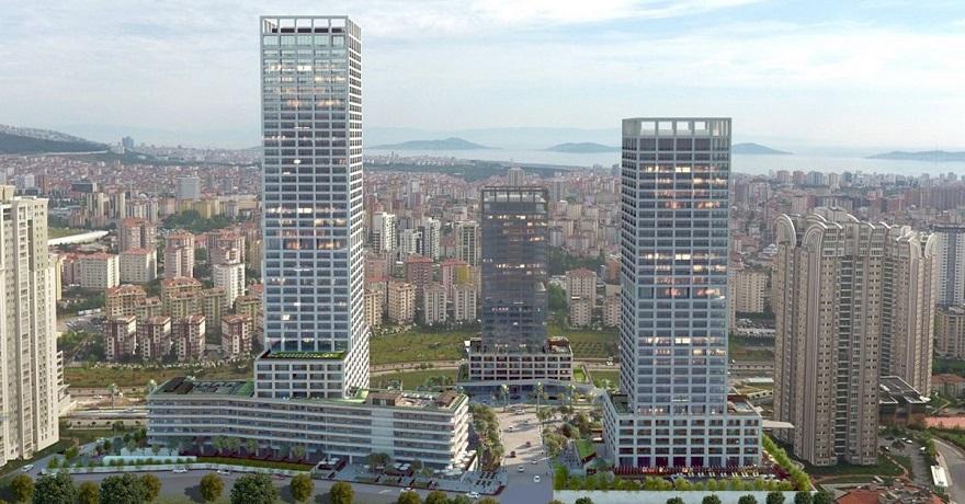 Ataşehir Modern Projesinde Satışlar Başlıyor