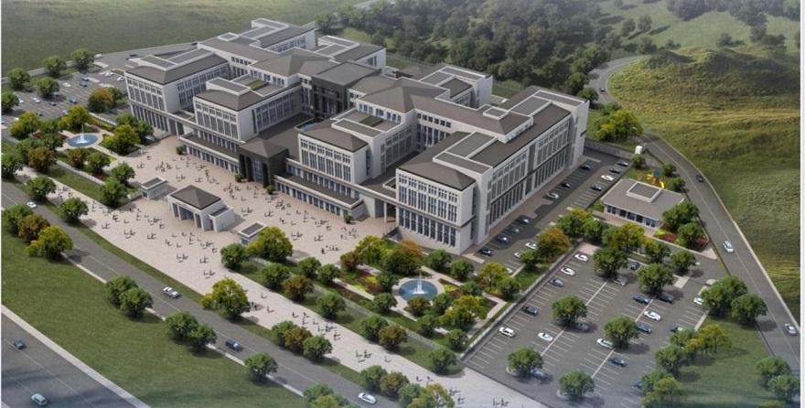 Aydın Adliye Sarayı 2020 Yatırım Programına Alındı