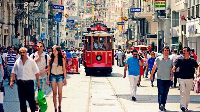 Türkiye'nin En Pahalı Caddelerinde Kiralar Düşüyor