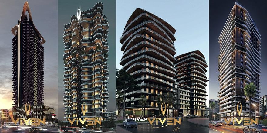 Viven İnşaat'tan İzmir'e 500 Milyon Liralık Yatırım