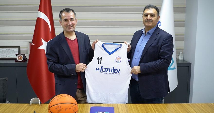 FuzulEv,1453 Engelliler Spor Kulübü İsim Sponsorluğu Anlaşmasını Yeniledi!
