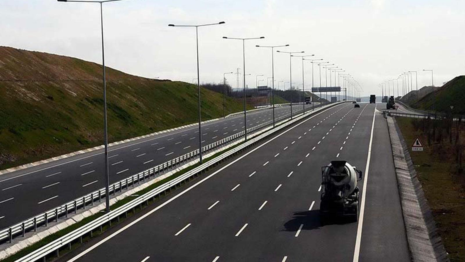 İzmir-Antalya Kesintisiz Otoyol Projesi İçin Yeni Gelişme