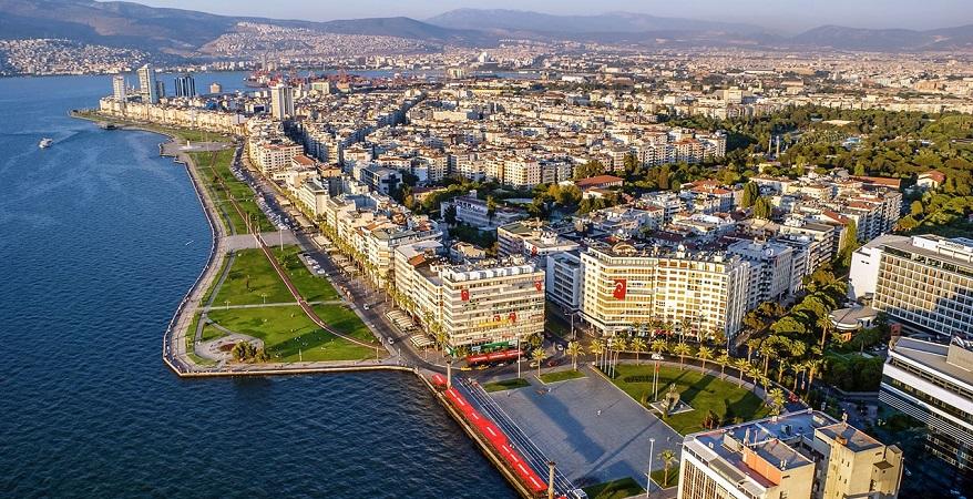 İzmir'de Konut Satışları Sert Düştü
