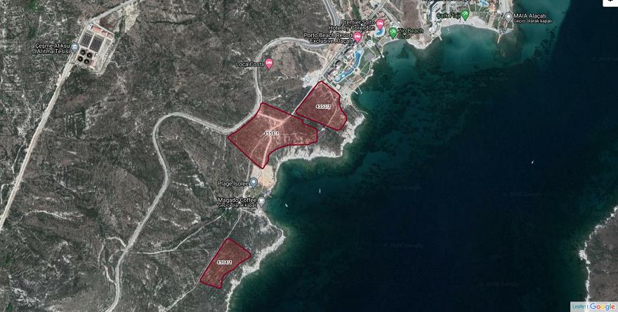 İzmir'de İhalesiz Satılan Hazine Arazileri Meclis Gündeminde