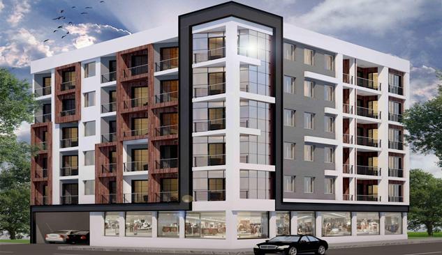 Burunova Evleri'nde Fiyatlar 380 Bin TL'den Başlıyor
