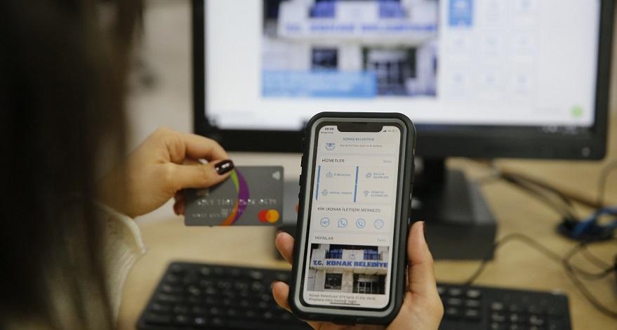 Konak Belediyesi Online Emlak Vergisi Ödeme