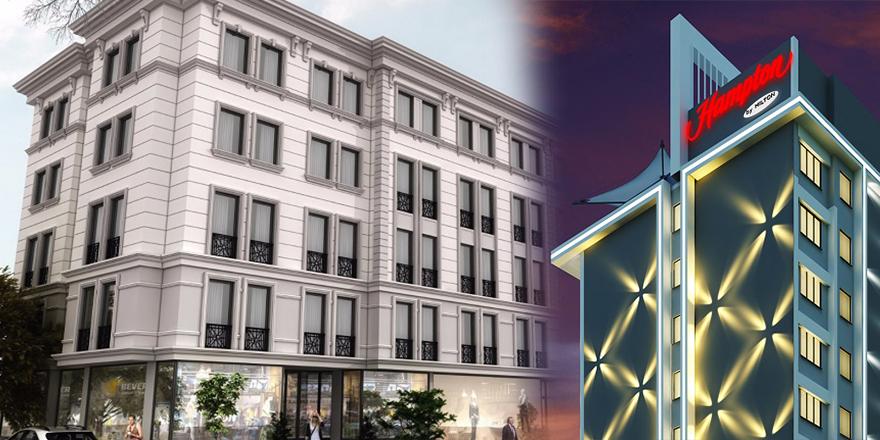Hilton 10 Yeni Otel Açıyor!